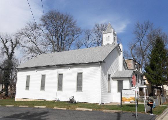 a church website picture