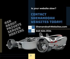 website service in Winchester Virginia