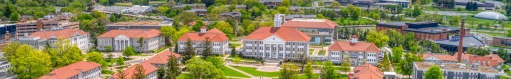 James Madison University in Harrisonburg, VA